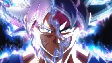 Foto de Goku Ultra Instinto Junta-se à luta em DRAGON BALL: FighterZ no dia 22 de maio