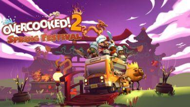 Foto de Overcooked! 2: Festival da Primavera chega ao jogo
