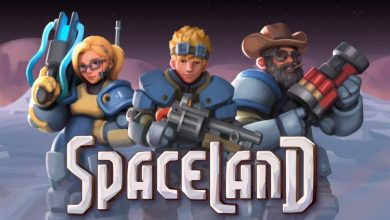 Foto de Análise: Spaceland – Um RPG tático espacial