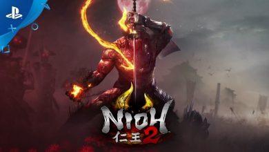 Foto de Nioh 2 está pronto!