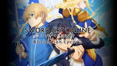 Foto de Sword Art Online: Alicization Lycoris mostra seu complexo sistema de batalha