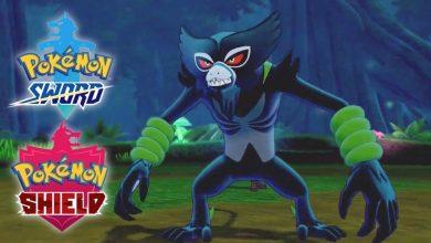 Foto de Pokémon mítico Zarude estará disponível para resgate!