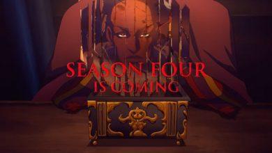 Foto de Castlevania tem sua quarta temporada confirmada