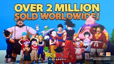 Foto de Dragon Ball Z: Kakarot chega a 2 milhões de cópias vendidas
