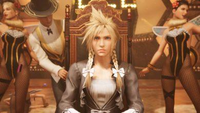Foto de Final Fantasy VII Remake recebeu diário de desenvolvimento