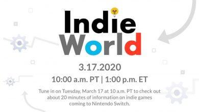 Foto de Nintendo anuncia nova apresentação Nintendo Indie World