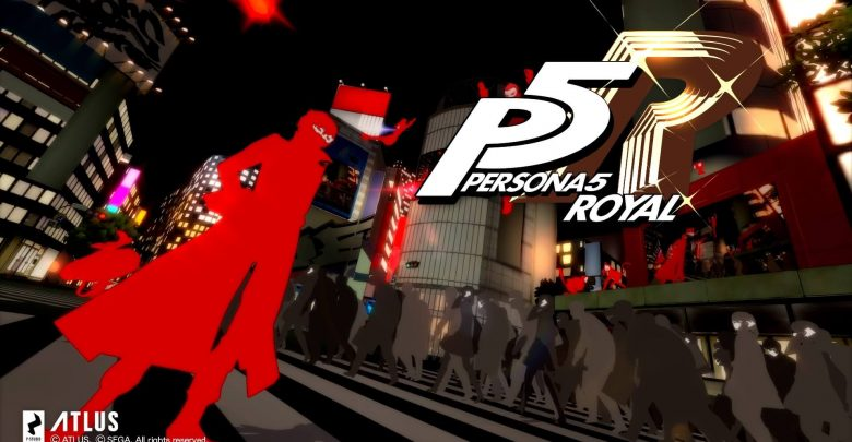 Persona 5 Royal Edition