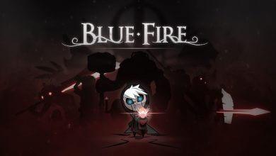 Foto de Análise: Blue Fire é um Souls-like com parkour!