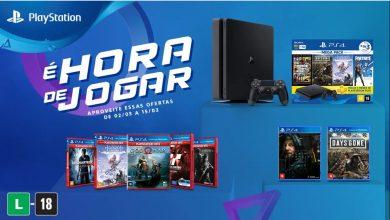 Foto de PlayStation anuncia grandes descontos para a Semana do Consumidor 2020