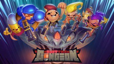 Foto de Exit the Gungeon chega de surpresa na Steam e Switch!