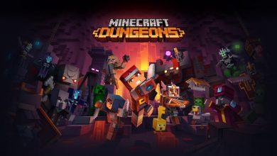 Foto de Minecraft Dungeons receberá crossplay este mês