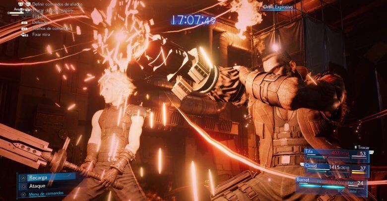 Final Fantasy 7 Remake Intergrade