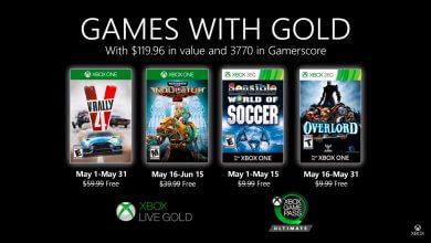 Foto de Confiram os jogos gratuitos de Maio da Games with Gold