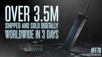 Foto de Final Fantasy VII Remake já vendeu mais de 3 milhões de unidades