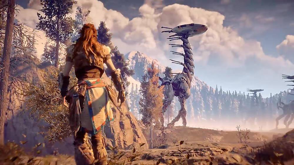 Rumor: Sequencia de Horizon Zero Dawn está em desenvolvimento para PS5 - Última Ficha