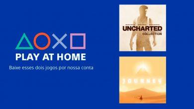 Foto de Conheça a iniciativa Play At Home e jogue de graça em seu PS4