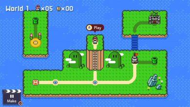 Foto de Nova atualização para Super Mario Maker 2