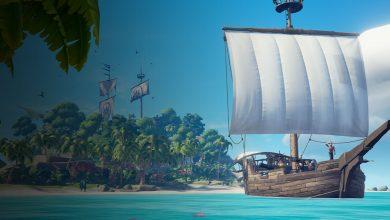 Foto de Sea of Thieves chega na Steam dia 3 de junho