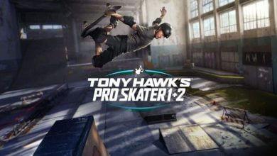 Foto de Tony Hawk's Pro Skater 1 + 2 chegará ao Switch em junho!