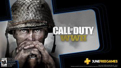 Foto de Call of Duty: WWII fará parte da PS Plus de Junho