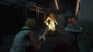 Foto de Pyramid Head é o novo assassino de Dead by Daylight!