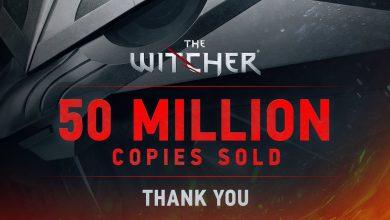 Foto de The Witcher bate 50 milhões de unidades vendidas