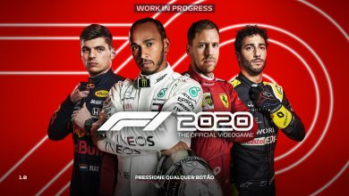 Foto de F1 2020 recebeu comercial de TV
