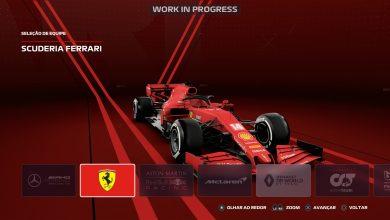 Foto de F1 2020 revela trailer de circuito de Hanói