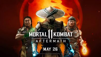 Foto de Konfira trailer de lançamento de Mortal Kombat 11: Aftermath