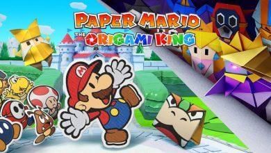 Foto de Análise: Paper Mario: The Origami King traz redenção à série!