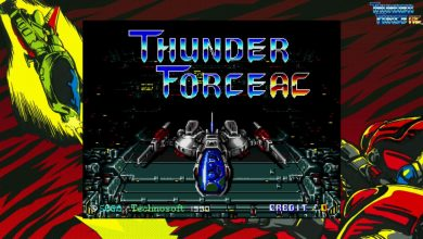 Foto de SEGA AGES Thunder Force AC chega ao Switch ainda em Maio