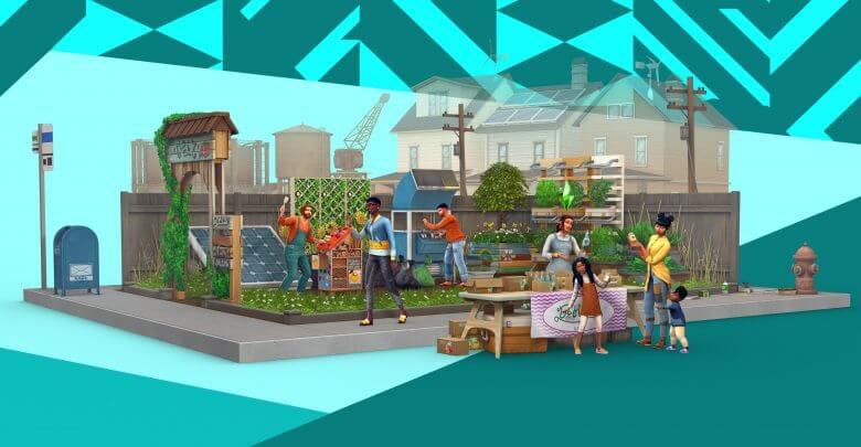 The Sims 4 Eco Lifestyle Vida Sustentável