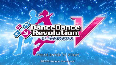 Foto de Dance Dance Revolution V é anunciado para navegadores