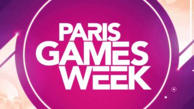 """Foto de Paris Games Week, mais uma """"vítima"""" da COVID-19"""