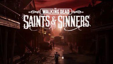 Foto de The Walking Dead: Saints & Sinners disponível para Playstation VR!