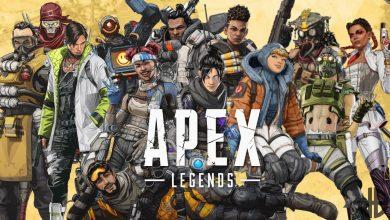 Foto de Apex Legends bate recorde de jogadores!