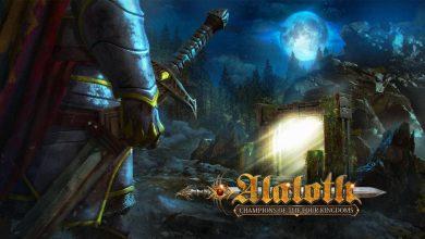 Foto de Alaloth é um RPG com pegada dos clássicos de PC!