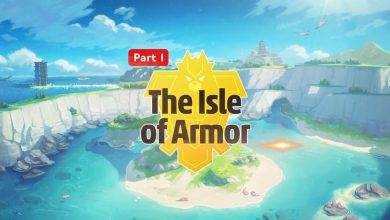 Foto de Análise: Pokémon Sword and Shield: The Isle of Armor