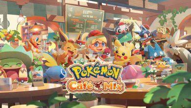 Foto de Pokémon Café Mix já foi baixado cinco milhões de vezes