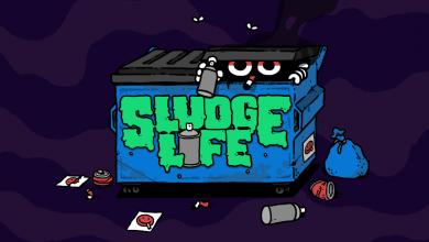 Foto de Análise: Sludge Life é zoeira sem limites da Devolver Digital