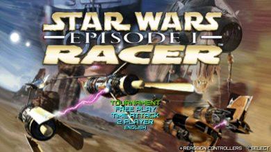 Foto de Análise: Star Wars Episode I: Racer, é diversão direto de 1999