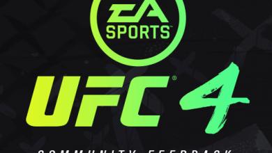 Foto de EA Sports UFC 4 é listado na PlayStation Store