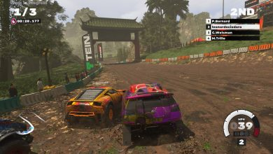 Foto de DIRT 5 recebeu gameplay da China