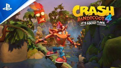 Foto de Gamescom: Crash Bandicoot 4: It's About Time apresenta novos níveis