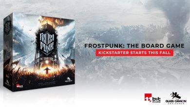 Foto de Frostpunk: The Board Game – ganhará jogo de tabuleiro!