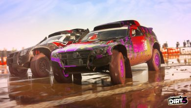 Foto de Vídeo de Gameplay de DIRT 5 na Cidade do Cabo
