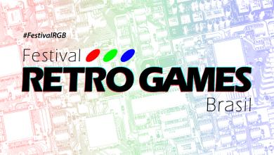Foto de Festival Retro Games Brasil terá edição digital neste sábado