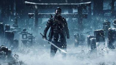 Foto de Ghost of Tsushima se torna o jogo vendido mais rápido