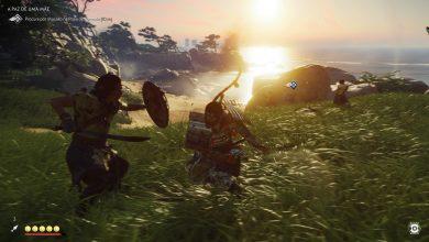Foto de Ghost of Tsushima rodará a 60 FPS no PS5 e terá mais melhorias
