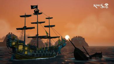 Foto de King of Seas será lançado em Fevereiro